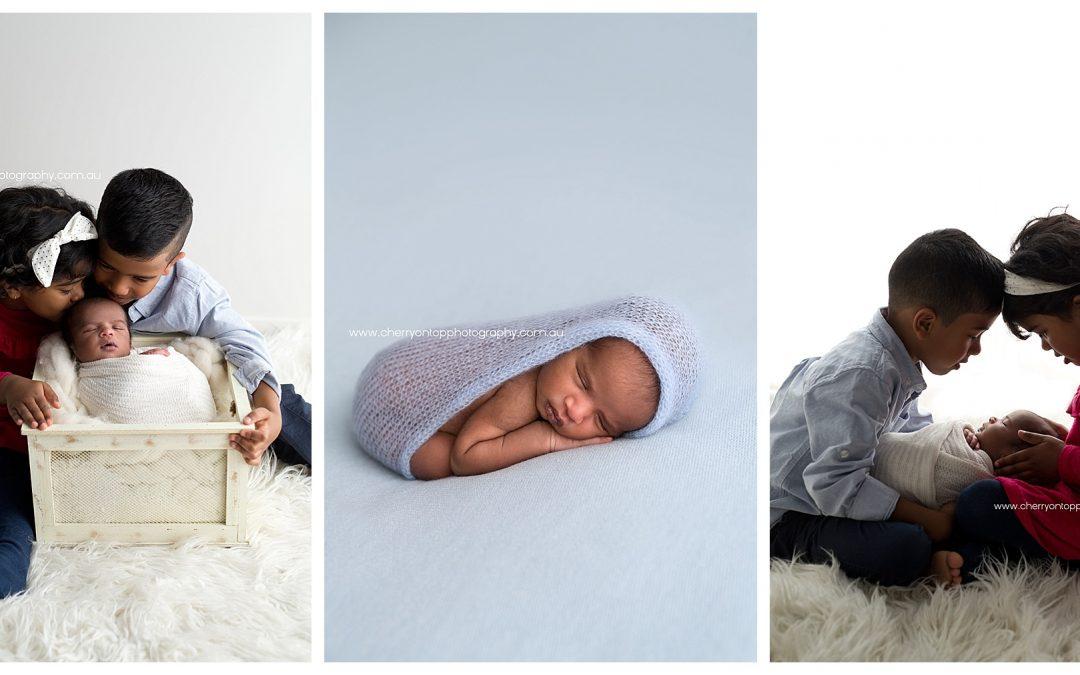 Aiden | Newborn Photography Sydney