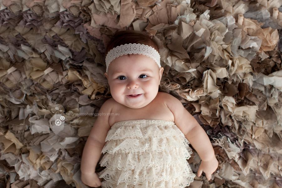 Baby photography | Little Miss Ava