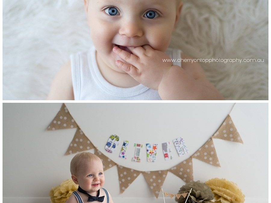 Oliver | Cake Smash Photography Sydney