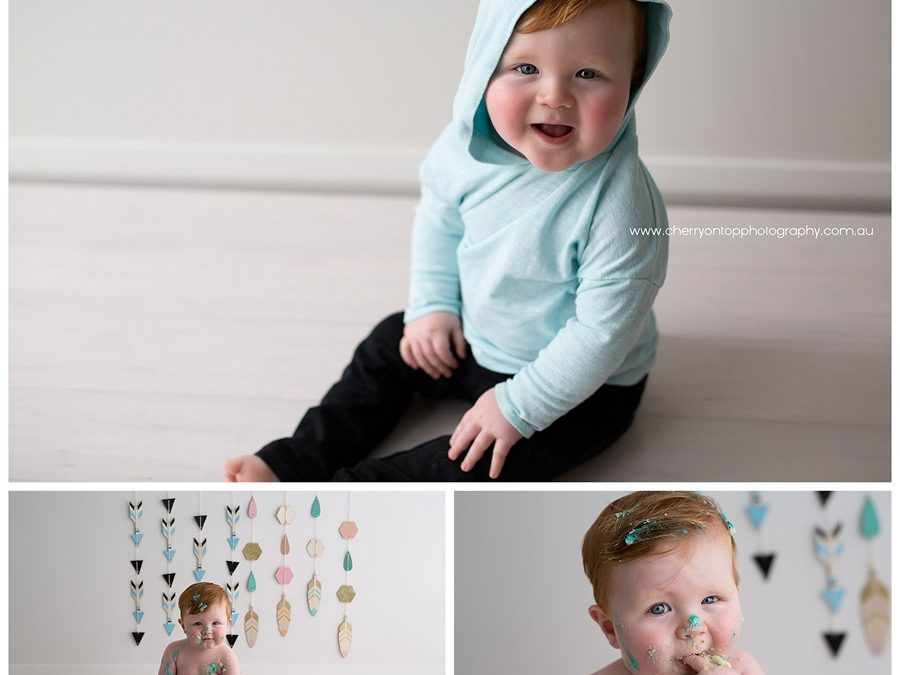 Pacey | Cake Smash Photography Sydney