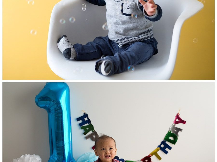 Rylan | Cake Smash Photography