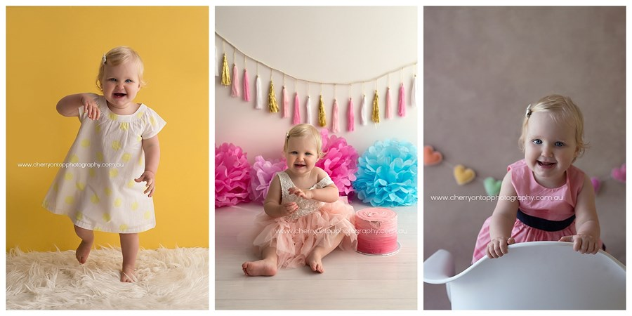 Cora| Cake Smash Photography Sydney