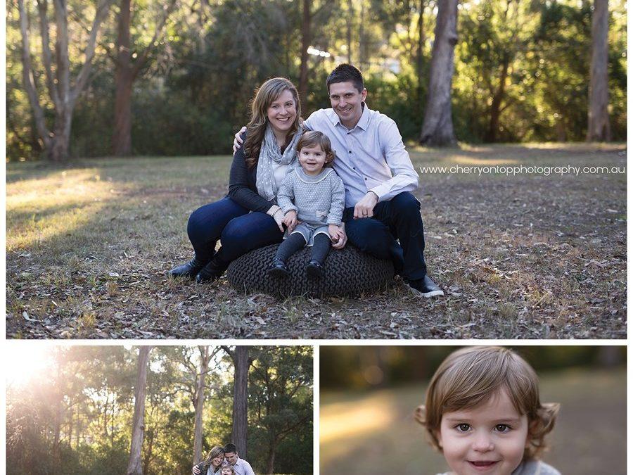 Polglase family | Hills Family Photography