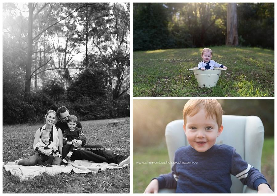 McDowell Family | Sydney Family Photography