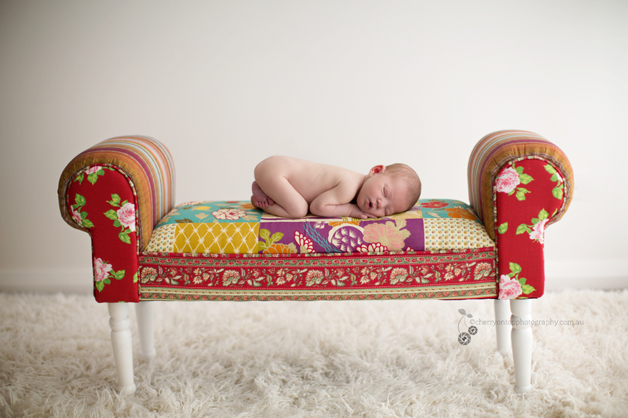 Scarlett | Newborn Photography Sydney