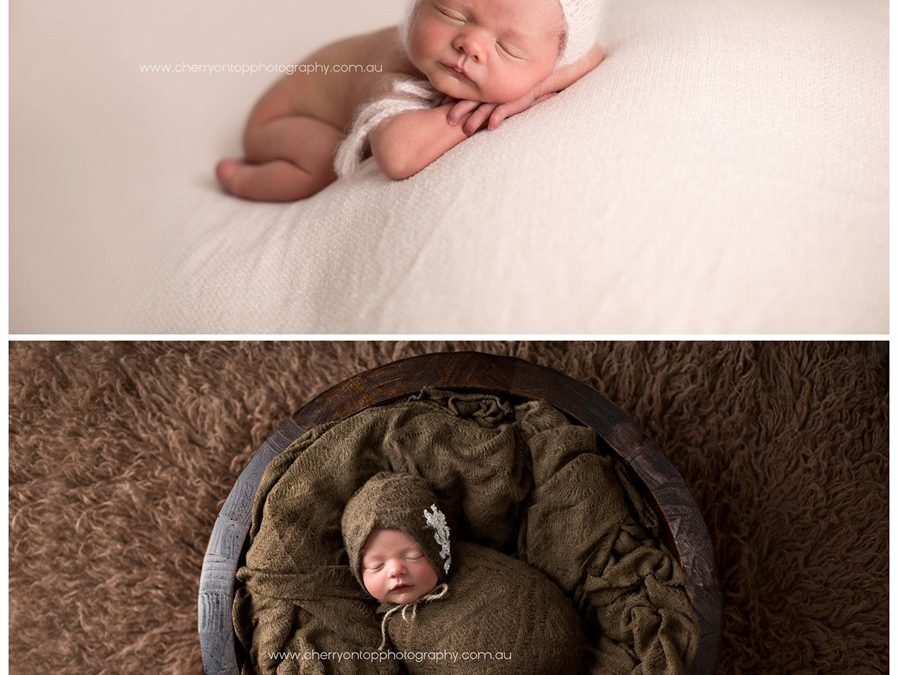 Ellie – Newborn Photography Sydney