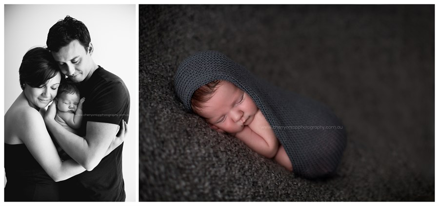 Jonah | Newborn Photography Sydney