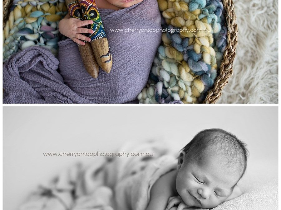 Kyah | Sydney Newborn Photography