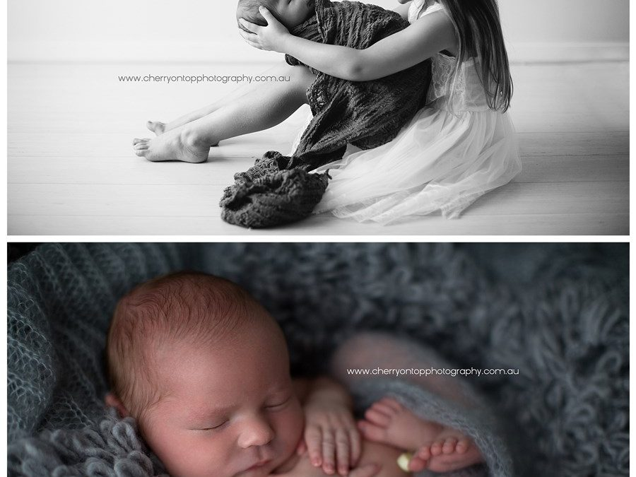 Oliver | Newborn Photography Sydney