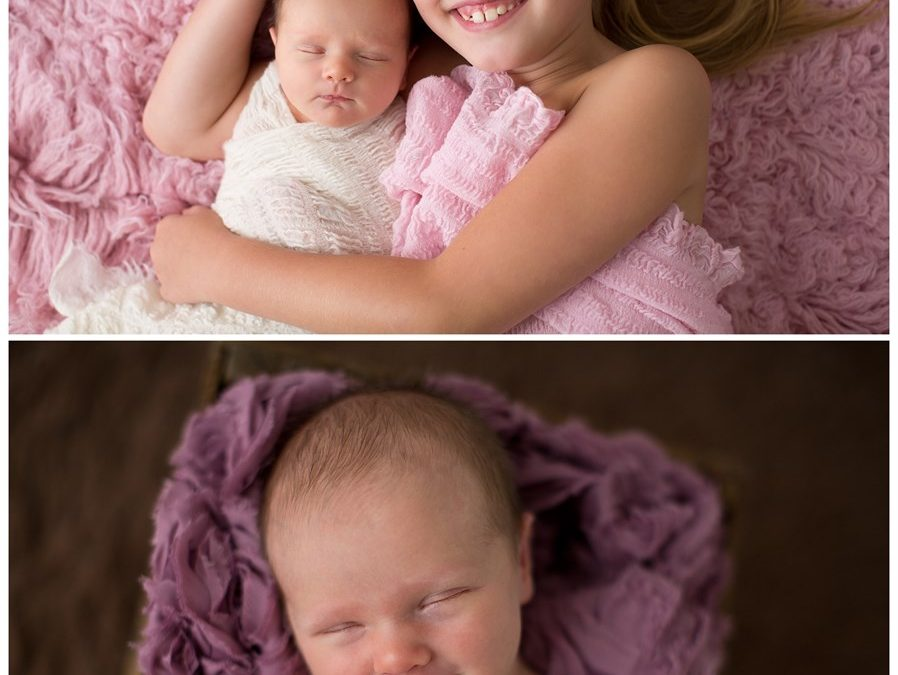 Heidi – Hills District Newborn Photography