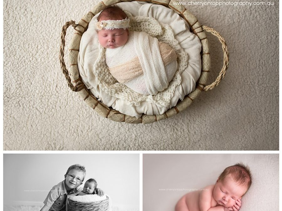 Elise | Newborn Photography Sydney