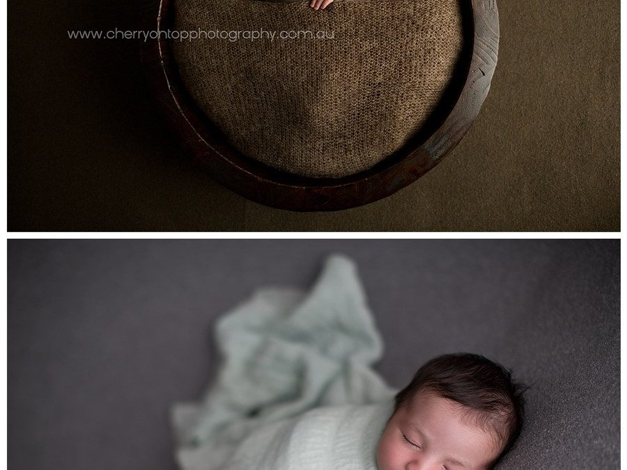 Sam | Newborn Photography Hills District