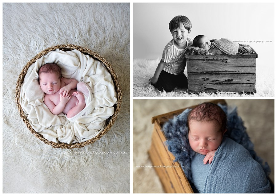 Gus | Newborn Photography Sydney