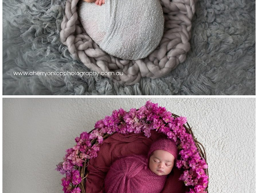 Vida | Sydney Newborn Photography