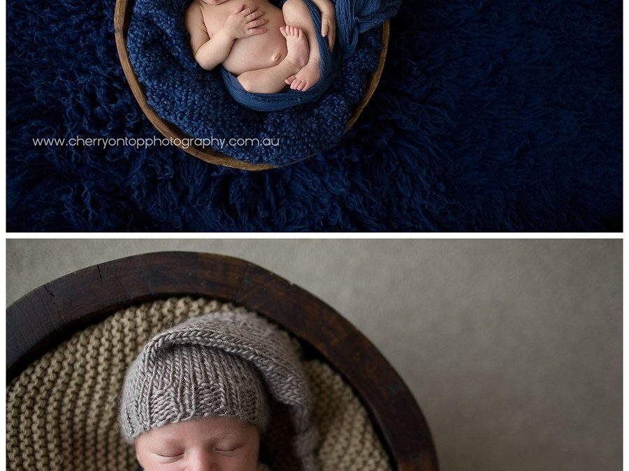 Max | Hills Newborn Photography