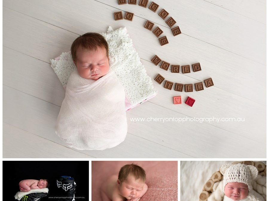 Stella | Newborn Photography Sydney