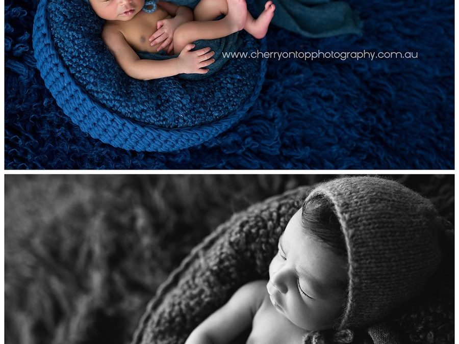 Kavi | Sydney Newborn Photography