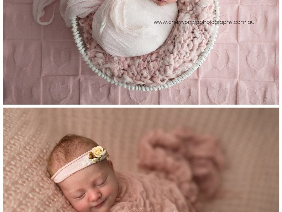 Sophie | Hills Newborn Photography
