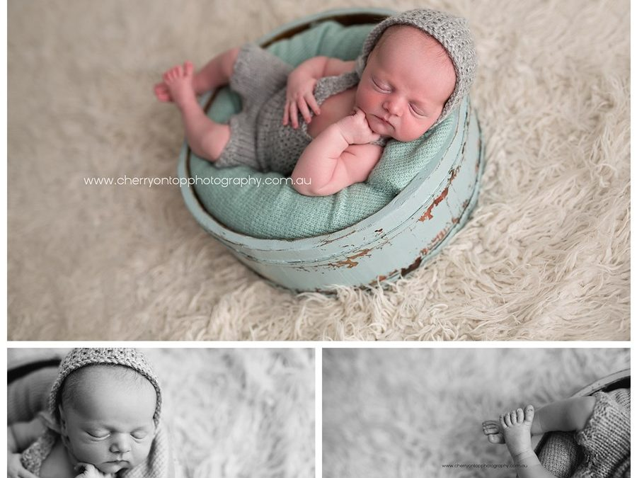 Bailey | Newborn Photography Hills District