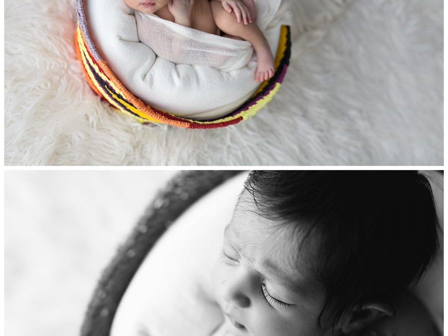Veronika | Hills Newborn Photography