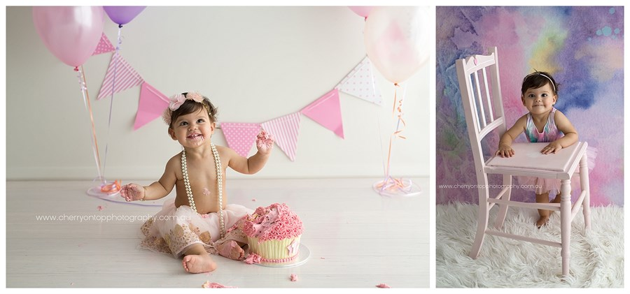 Sienna | Cake Smash Photography Sydney