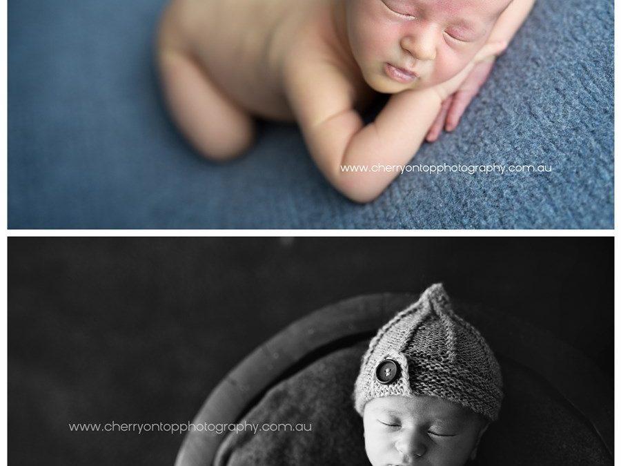 Julian | Newborn Photography