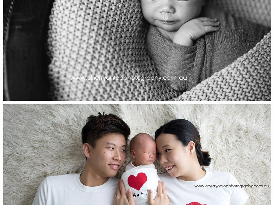 Jayden | Sydney Newborn Photography