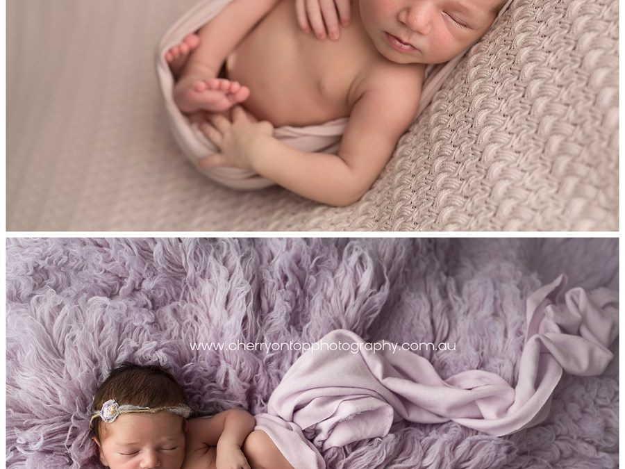 Ava | Newborn Photography Hills District