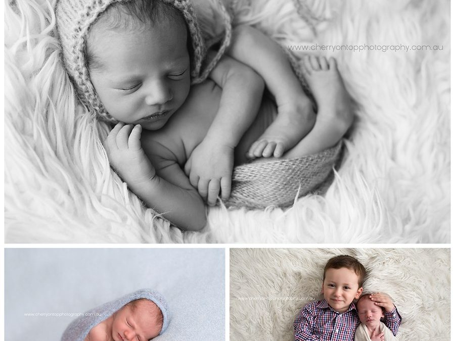 James | Newborn Photography Sydney