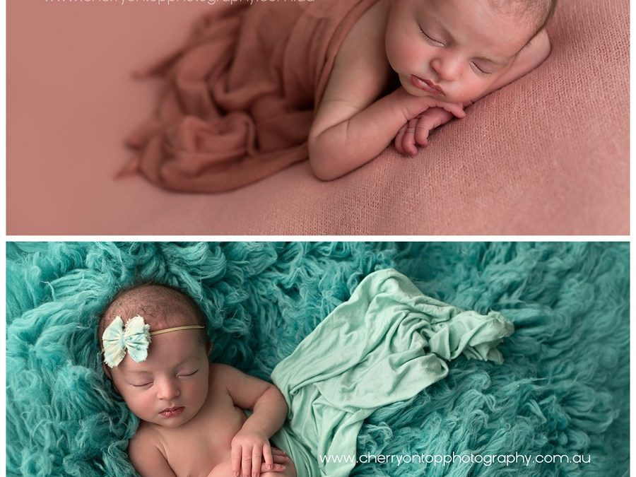 Emma Rose | Newborn Photography Sydney