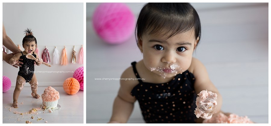 Sophia | Sydney Cake Smash Photography