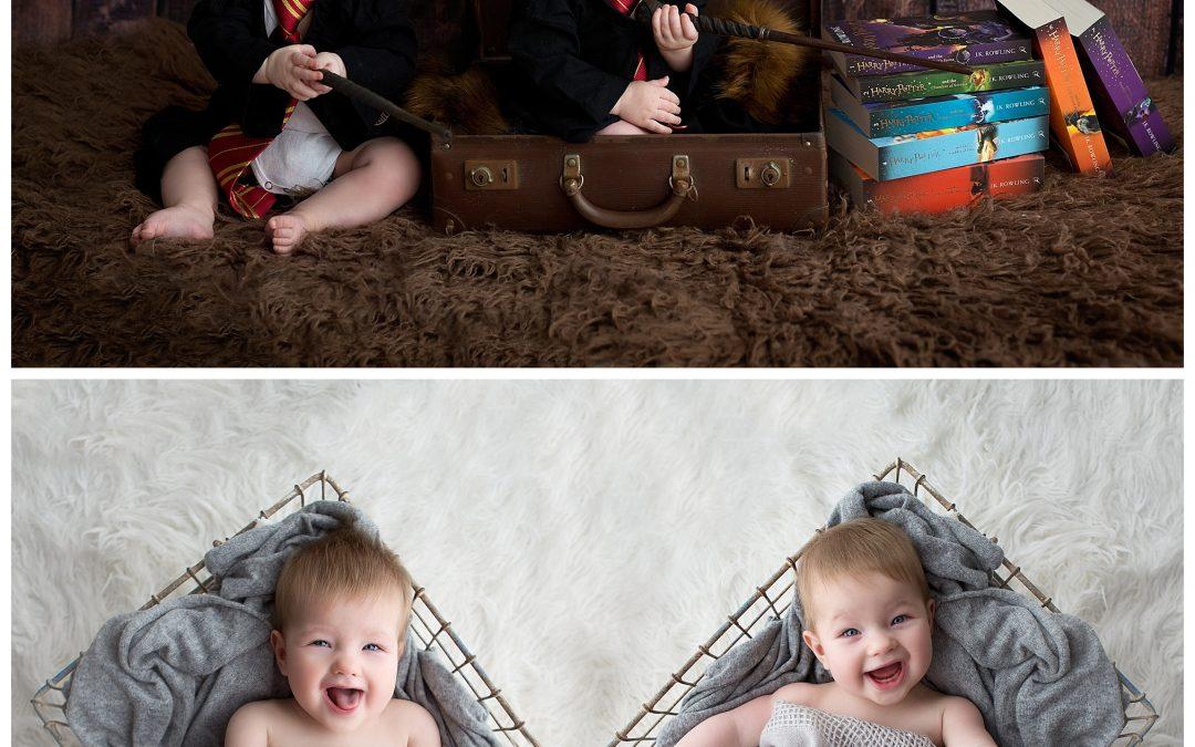 Aurora & Gwenevieve | Twin Photography Sydney