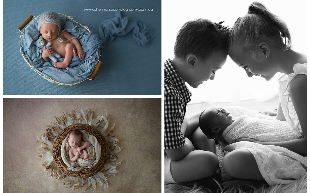 Francisco | Newborn Photography Sydney