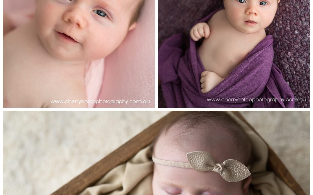 Odette | Newborn Photography Sydney