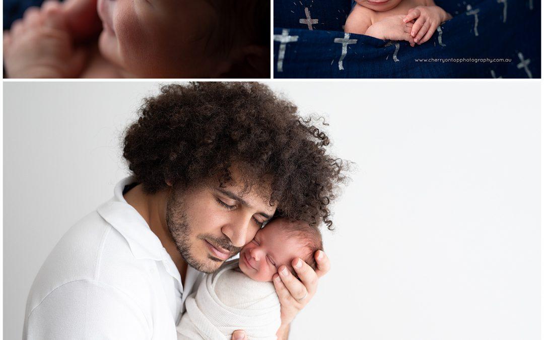 Ezekiel | Newborn Photography Sydney
