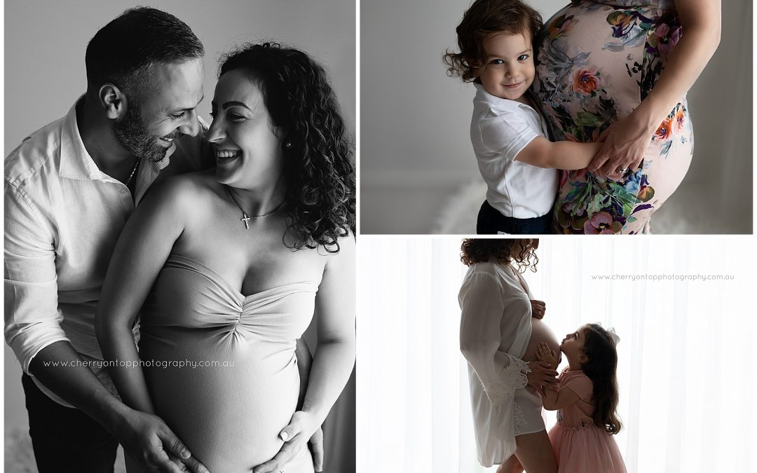 Sandra   Maternity Photography Sydney