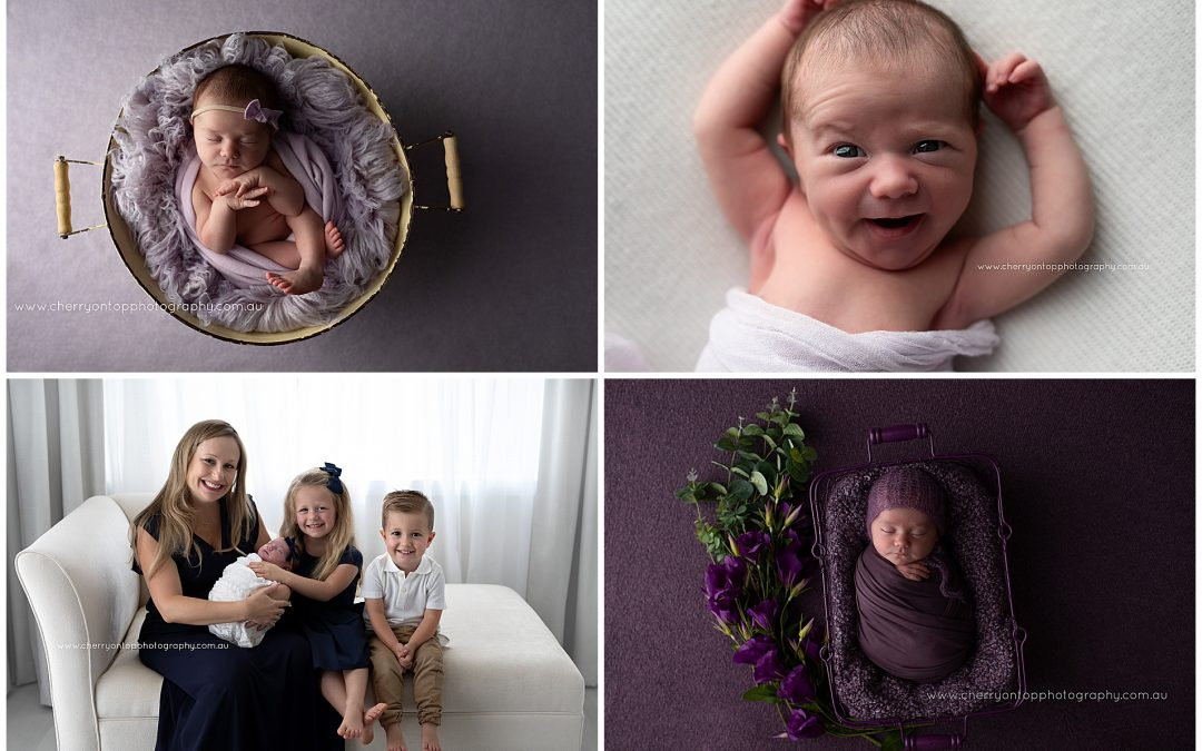 Sienna   Newborn Photography Session