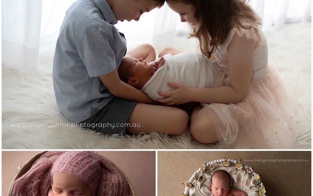 Violet   Newborn Photography Sydney