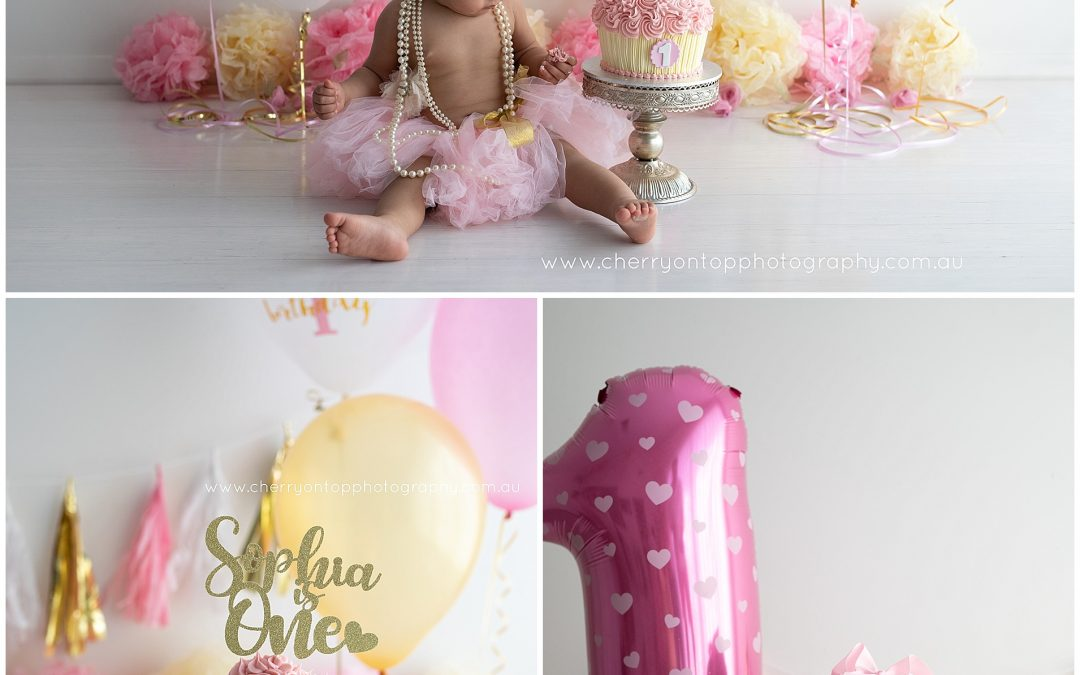 Sophia | First Birthday Photography Sydney