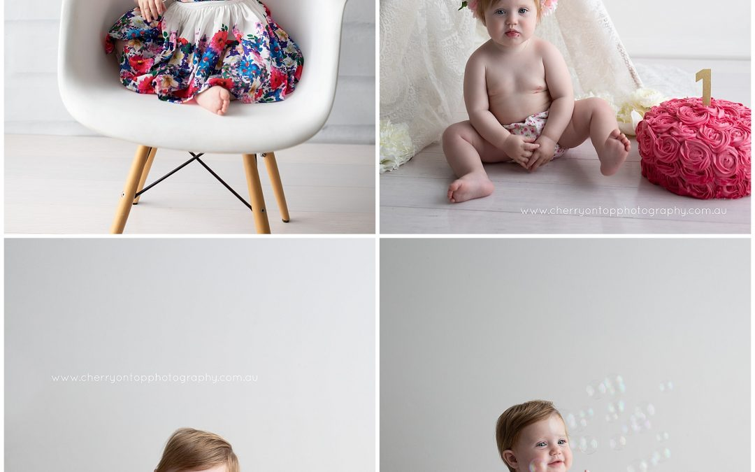 Noa | Cake Smash Photography Session