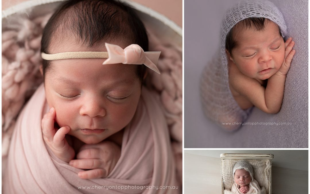 Everly | Newborn Photography Sydney