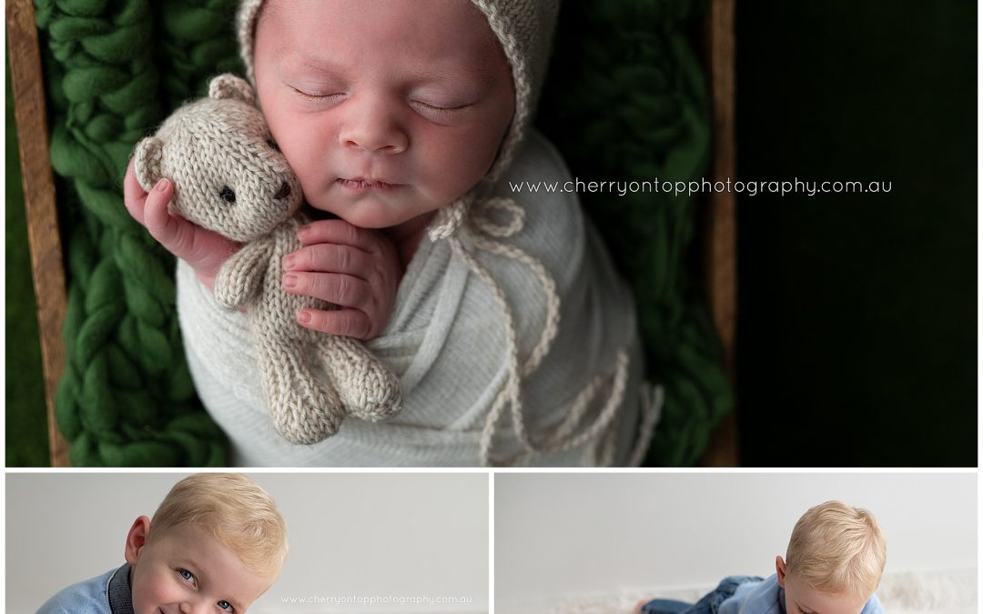 (Ted) Edward | Newborn Photography Sydney