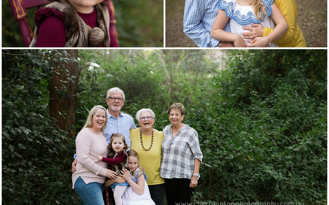 Family Outdoor Session | Sunset Session