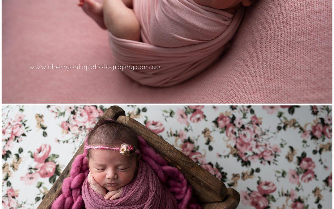 Zara | Newborn Photography Sydney