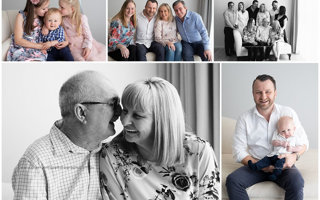 Indoor Family Session | Sydney