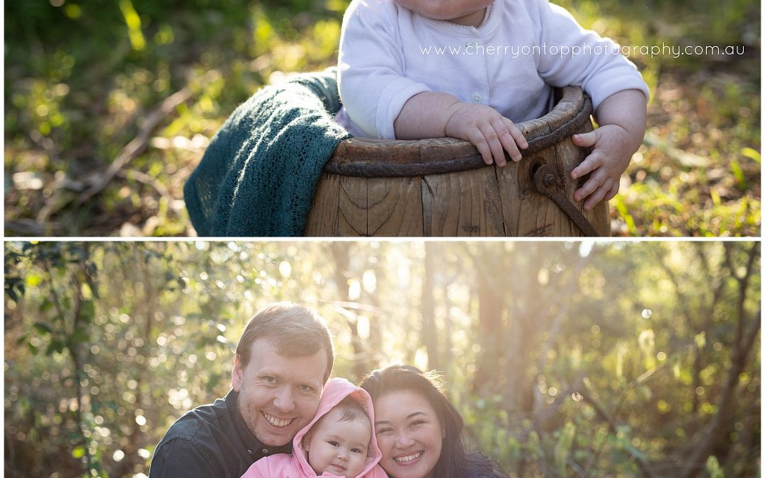Heasman Family | Sunset Photography Sydney