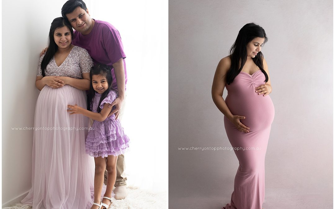 Shaifali | Maternity Photography Sydney