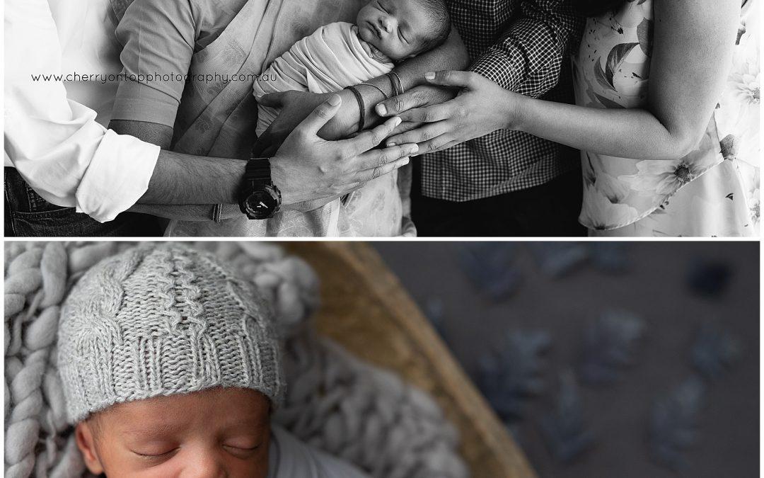 Vyom | Newborn Photography Sydney