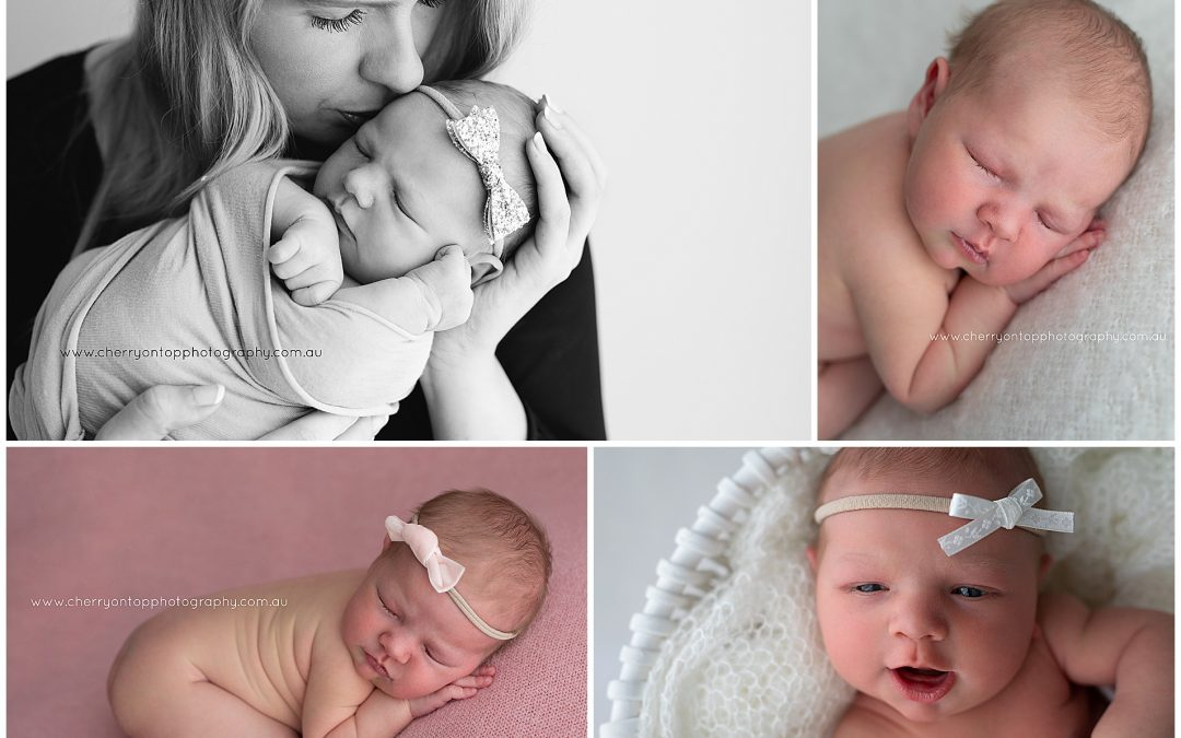 Mila | Newborn Photography Sydney