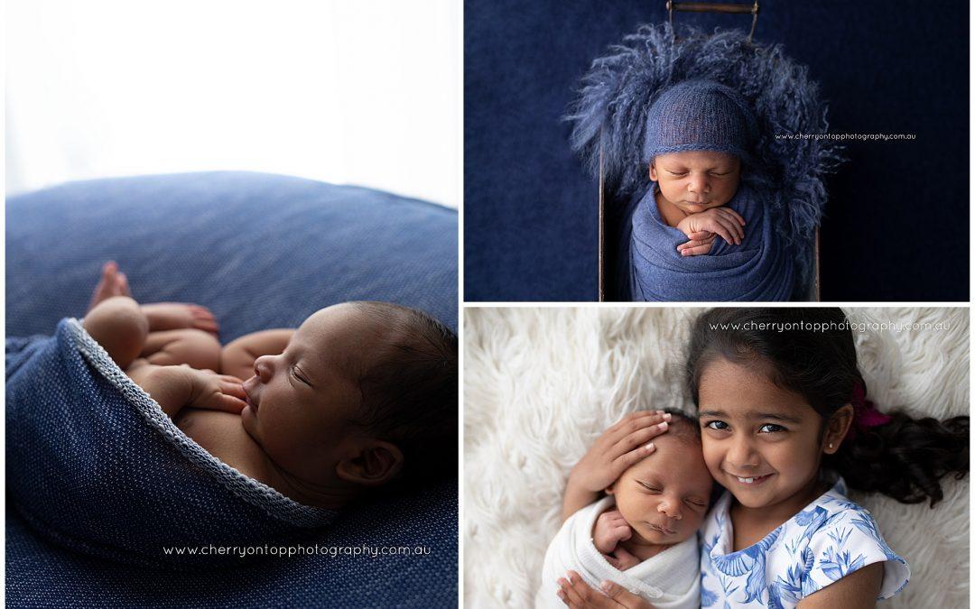 Ezrah | Newborn Photography Sydney